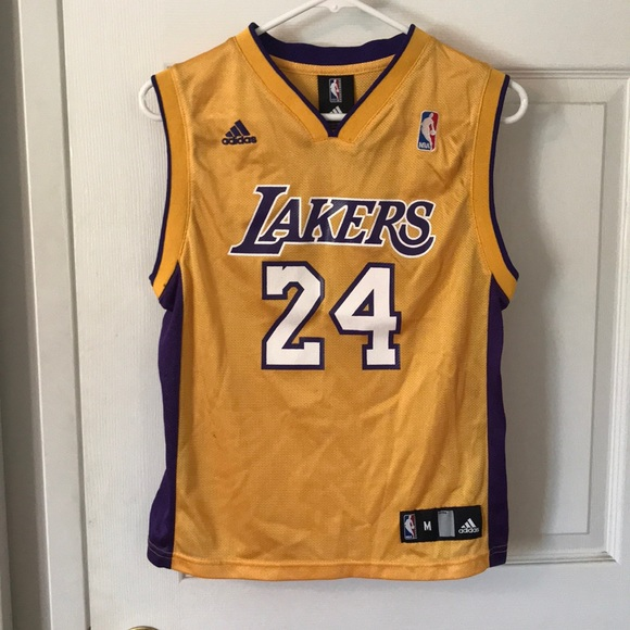 new concept 73294 c7c19 Kids Kobe Lakers jersey